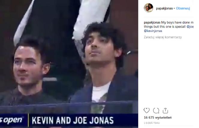 Z kim się spotyka Joe Jonas