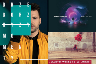 Hity 2018 - Imagine Dragons, Grzegorz Hyży i inni w New Music Friday w Radiu ESKA