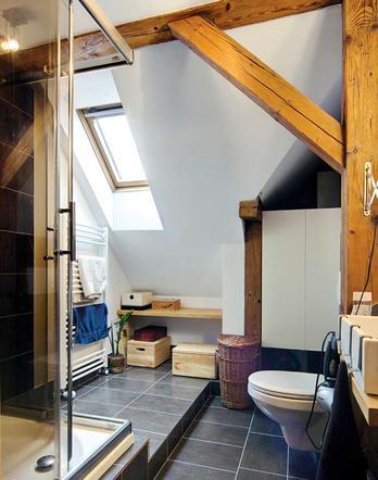 Jak Urządzić łazienkę W Zupełnie Nowym Miejscu Muratorpl