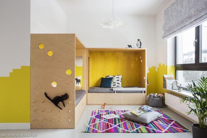 e6fbddba03117b Urządzamy pokój dziecięcy: 18 pomysłów i inspiracji - murator.pl