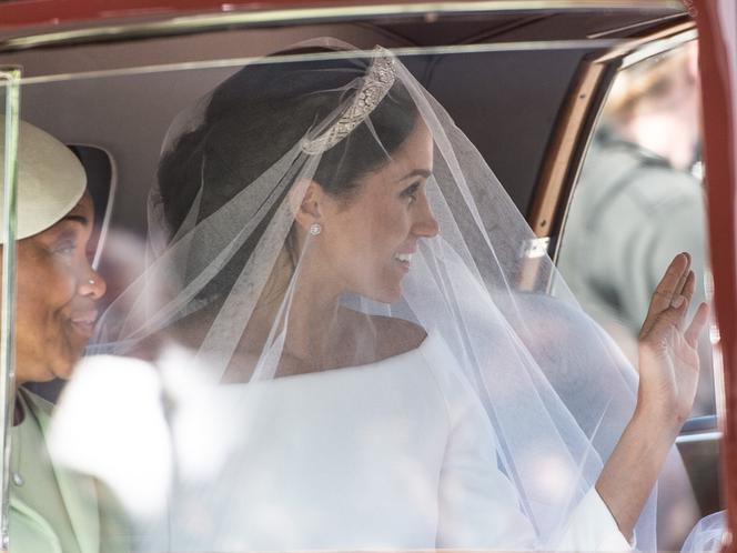 Suknia ślubna Meghan Markle Zszokowała Tego Nikt Się Nie Spodziewał