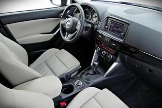 Mazda CX-5 2 0 SKYACTIV-G 4x4 - TEST, opinie, zdjęcia