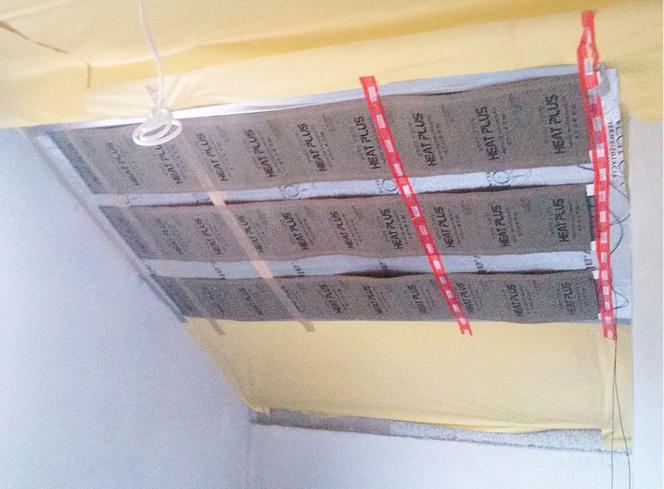 Zupełnie nowe Folia grzewcza i panele fotowoltaiczne: ogrzewanie domu za darmo OP17