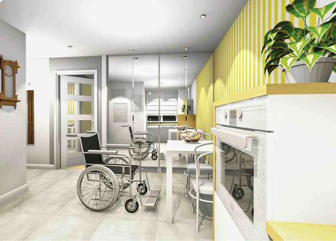 Adaptacja Mieszkania Dla Osoby Niepełnosprawnej Muratorpl