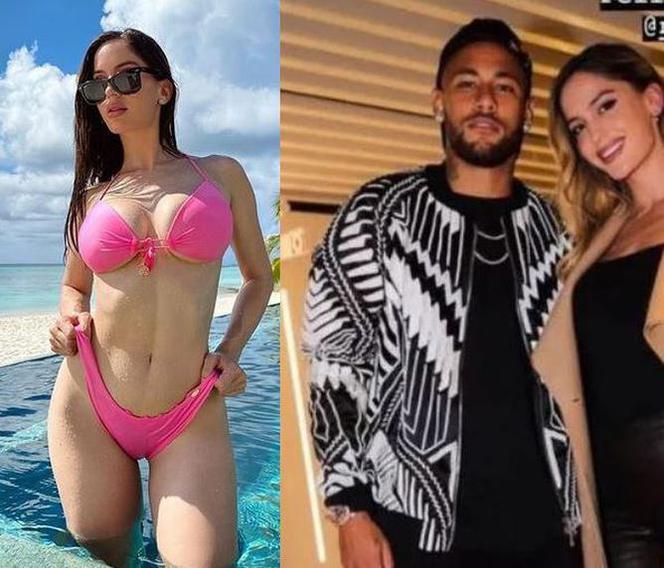 Neymar ma nową dziewczynę?! SEKSOWNA Natalia Barulich rozpala zmysły! [ZDJĘCIA] - Super Express
