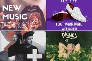 Jonas Brothers, Kygo, Rat City, C-BooL i inni w New Music Friday w Radiu ESKA