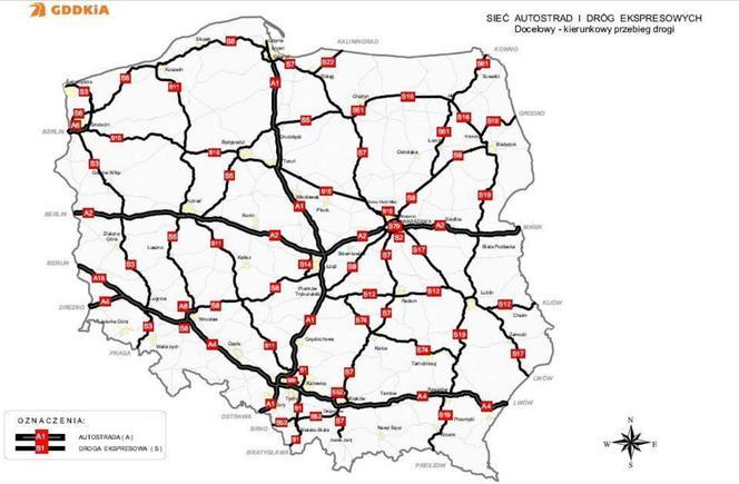 Autostrady I Drogi Ekspresowe W Polsce Muratorplus Pl