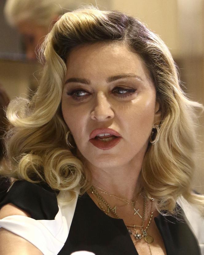 Madonna w 2017 roku