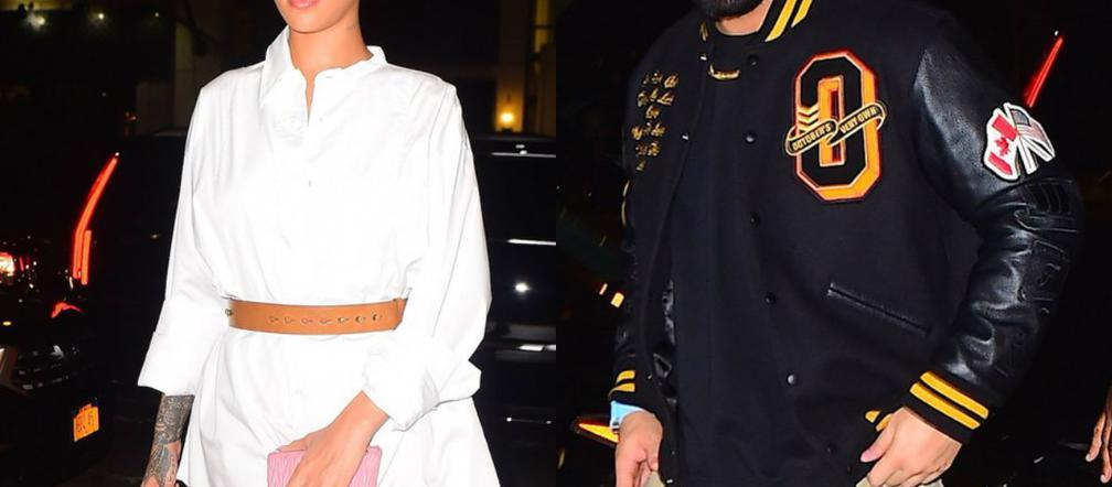 Rihanna randki Drake