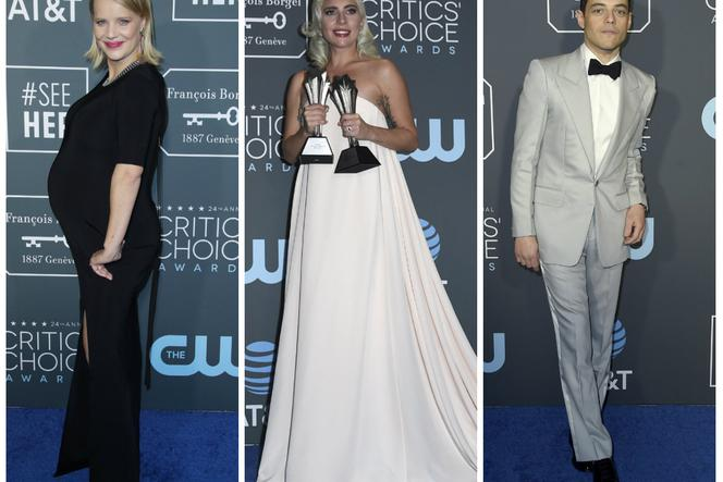 Gwiazdy na Critics Choice Awards 2019