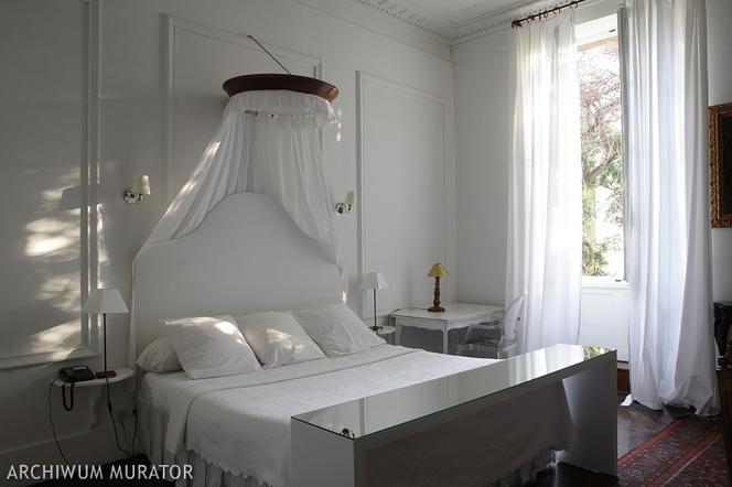łóżko Z Baldachimem Muratorpl