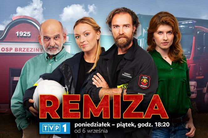 Remiza (2021) (Sezon 1) PL.720p.WEB-DL.x264-THISLIKE / Serial Polski
