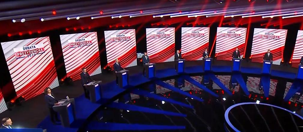 Debata prezydencka. SENSACJA! Kaczyński obecny na debacie! Co tam się działo? [ZAPIS RELACJI, WIDEO] - Super Express