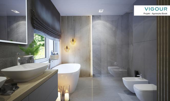 15 Pomysłów Na Szarą łazienkę Aranżacje Szarych łazienek