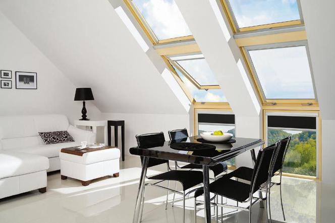 Poważne Okna dachowe, zwykłe czy lukarny. Najlepsze okna na poddasze KV19