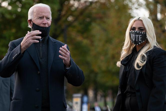 Joe Biden, Lady Gaga
