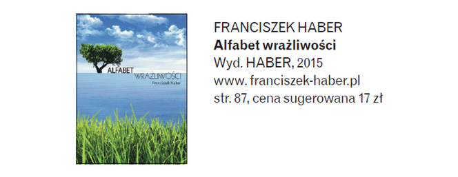 Biblioteka żeglarza Wiersze Kapitana Habera Zaglesepl
