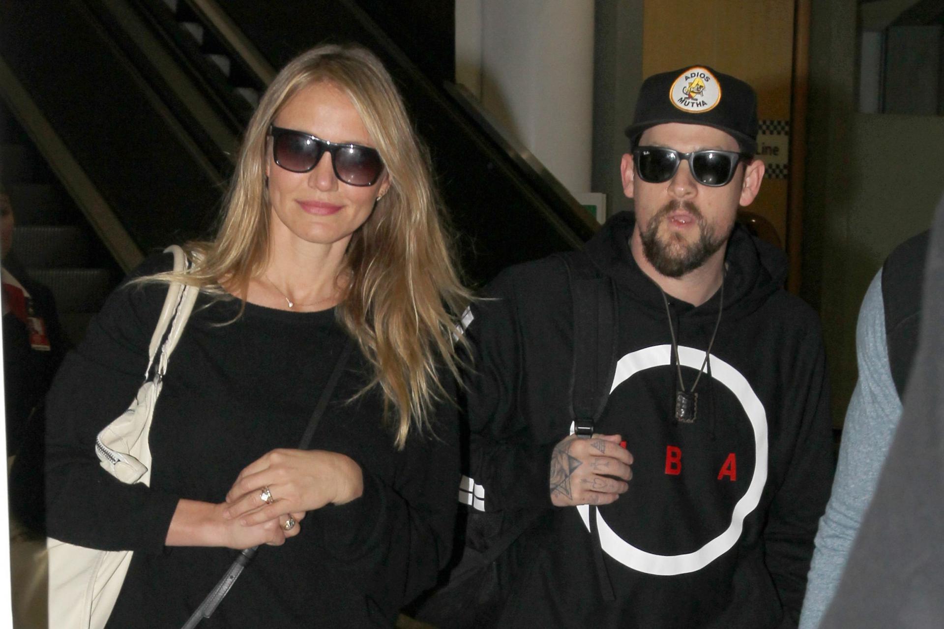 Cameron Diaz i Benji Madden zostali rodzicami! Para powitała córeczkę - ESKA.pl