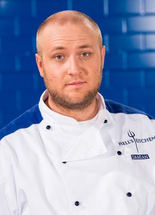 Hell S Kitchen 4 Final Damian Marchlewicz Zwyciezca Hell S Kitchen 2015 Kto Wygral Program Eska Pl