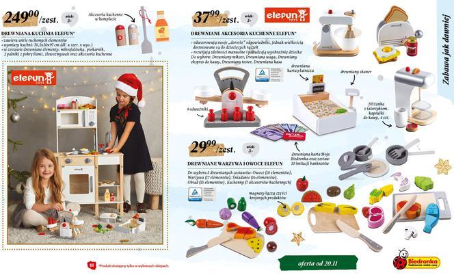 Drewniane Zabawki Z Biedronki Sprawdz Oferte Super Express