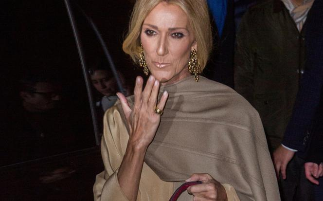Celine Dion na Paris Fashion Week 2019