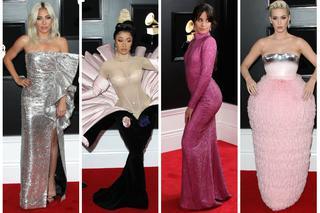 Grammy 2019 Kreacje Gwiazd Na Czerwonym Dywanie Dużo Zdjęć