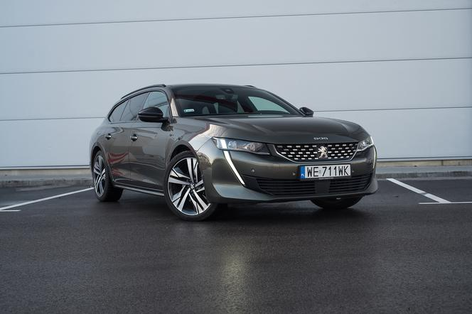 Peugeot 508 SW GT 2.0 BlueHDI 177 KM AT8