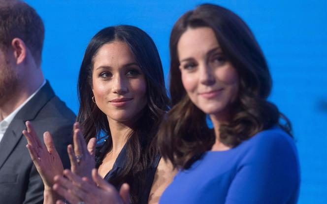 Meghan Markle i Kate Middleton