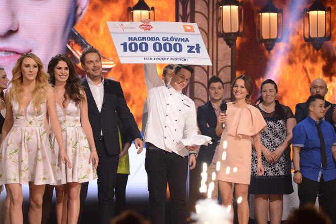 Hells Kitchen 5 Zwycięzca Wojciech Bartczak Przeznaczy
