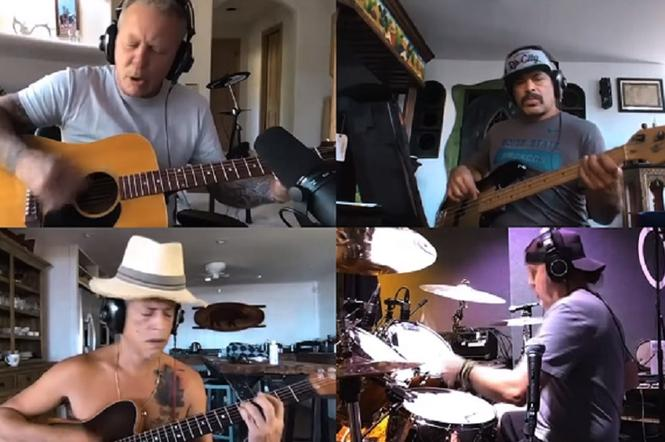 Metallica zagrała numer ''Would?'' z repertuaru Alice in Chains [WIDEO]