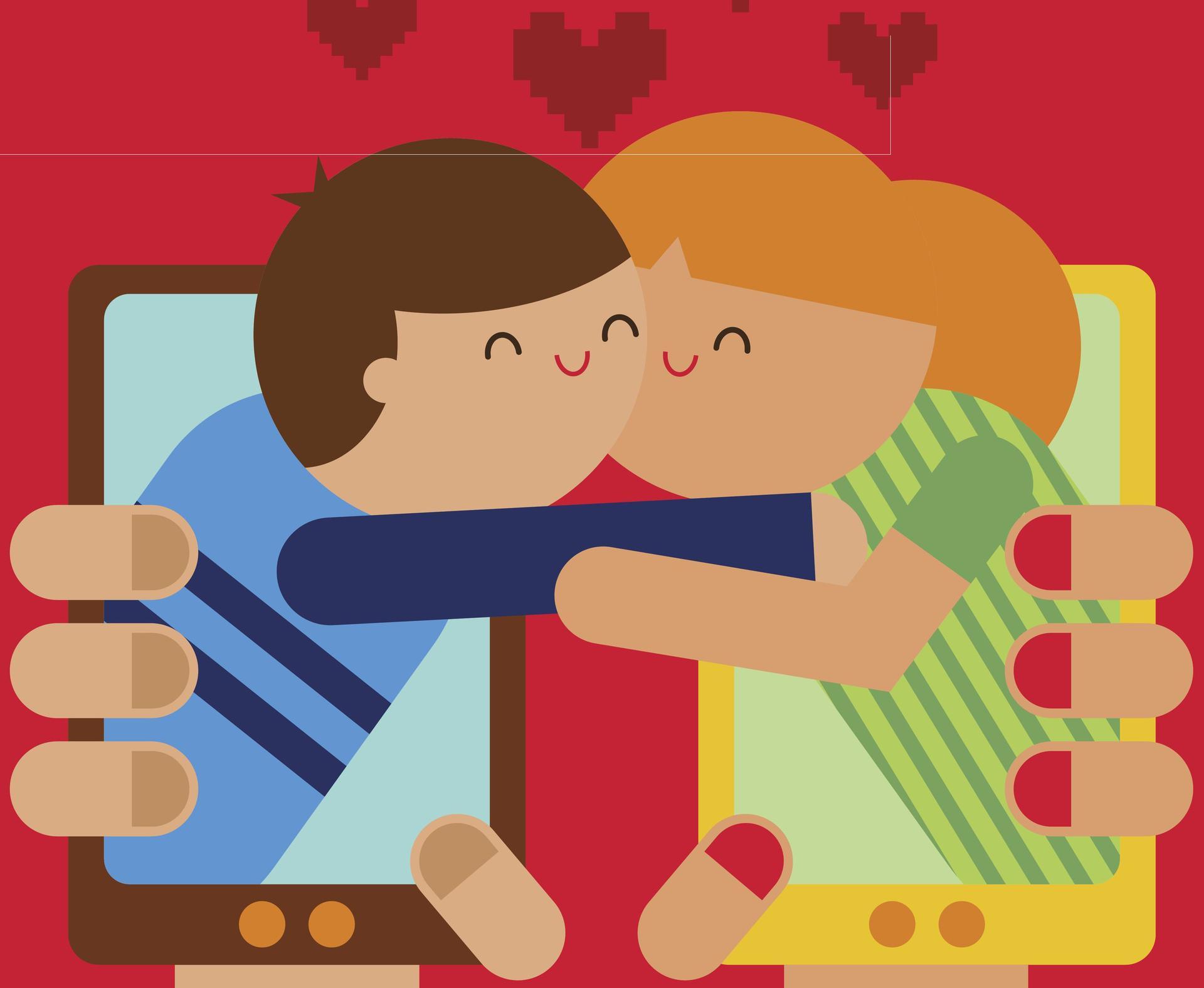 Najpopularniejsze serwisy randkowe według ruchu