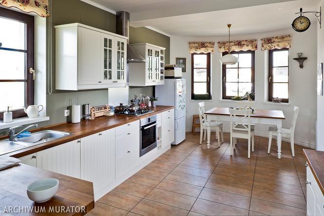 Pomysł Na Podłogę W Kuchni Wybieramy Płytki Podłogowe Do Kuchni