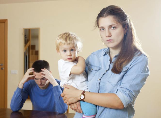 Kiedy rozwiedziony rodzic zaczyna się umawiać