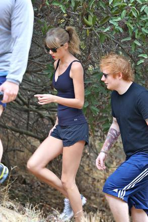 Ed Sheeran i Taylor Swift spotykają się