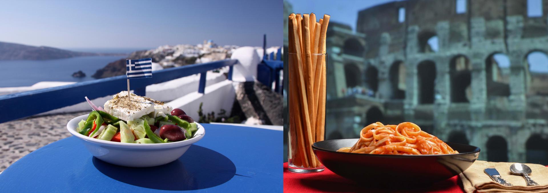 Kuchnia śródziemnomorska W Lidlu I Biedronce Kto Ma Lepsze
