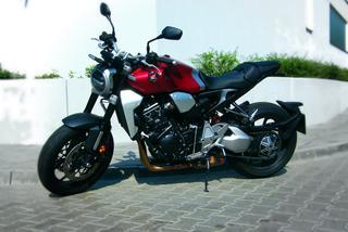 różne kolory sklep całkowicie stylowy TEST Honda CB1000R NEO SPORTS CAFÉ: łatwy do okiełznania ...