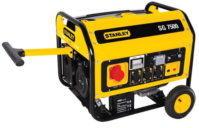 Genialny Wybieramy agregat prądotwórczy do domu: generator prądu AR27