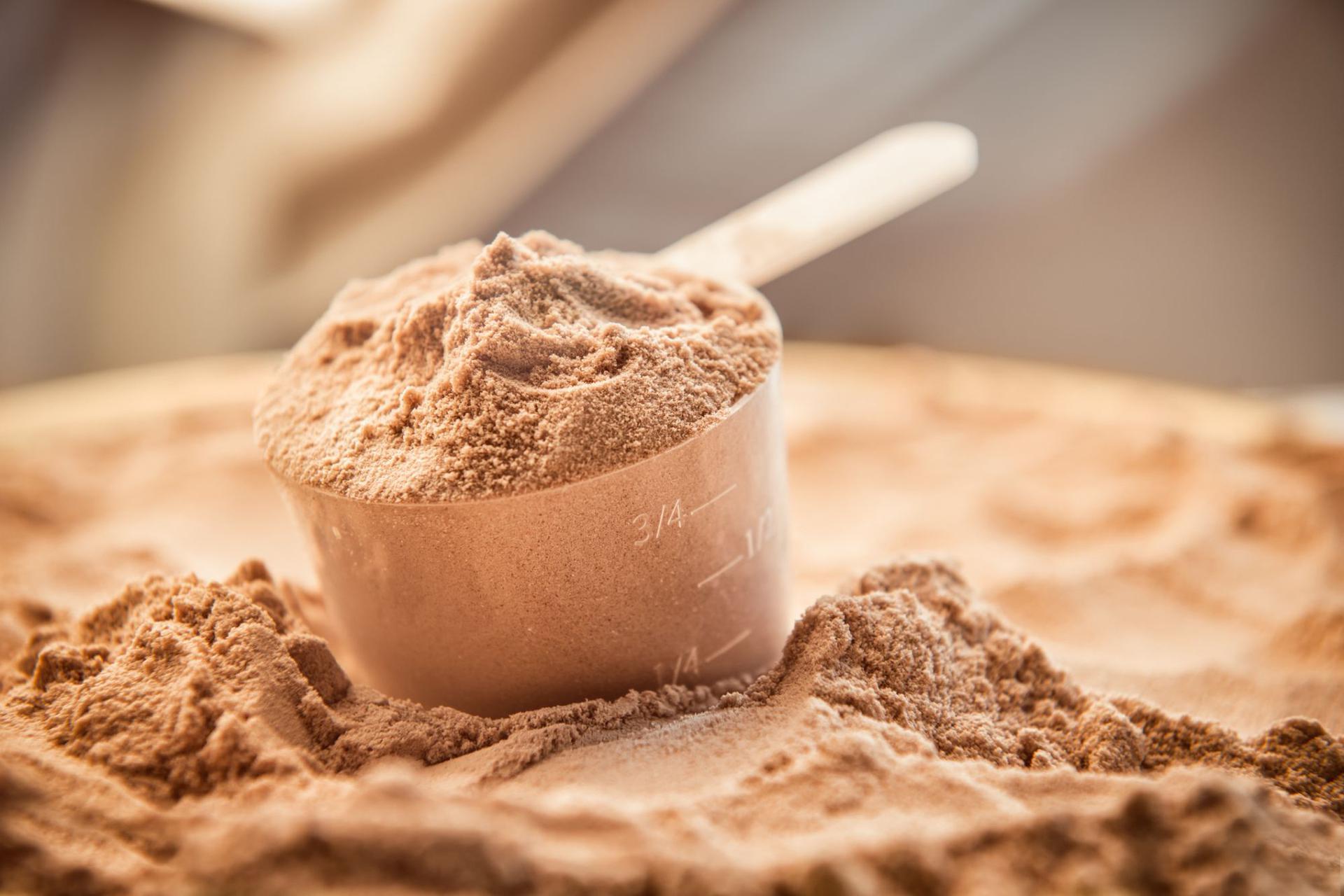 Odżywka białkowa mozna schudnąć