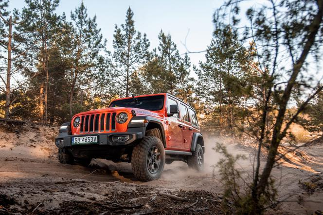 Jeep Wrangler Unlimited JL Rubicon 2.2 CRD 200 KM Rock-Trac 4x4