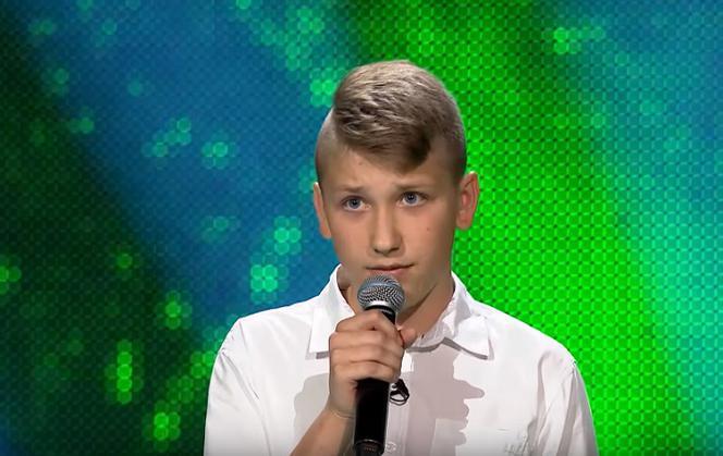 Kamil Kilian Z The Voice Kids Piłkarz Który śpiewa I