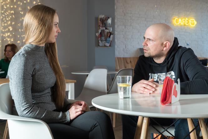 niedawno rozwiedli się na randki online