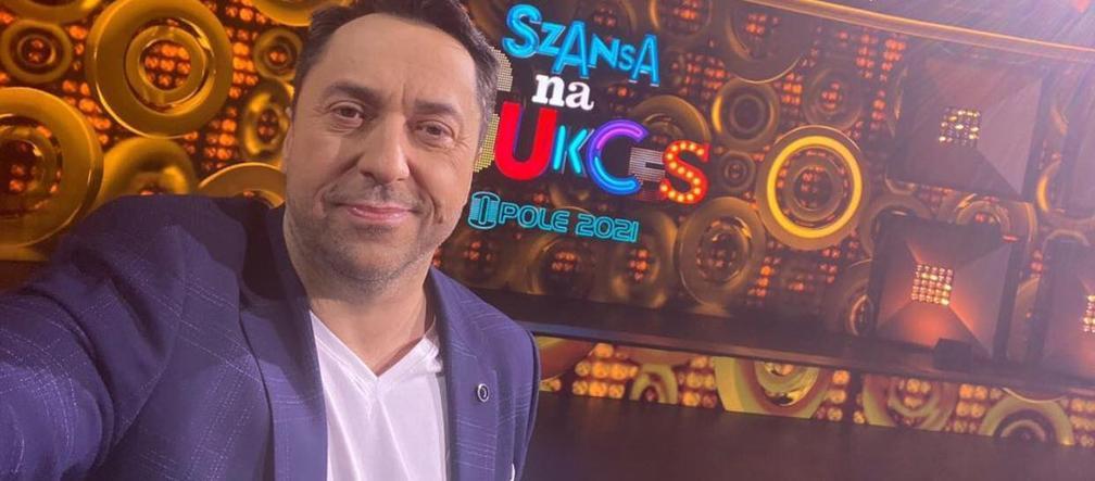 """""""Szansa na sukces""""  - dzisiaj wielka gratka dla fanów disco polo. Marcin Miller (Boys) bohaterem odcinka - VOX FM"""