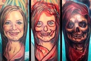 Jak Pozbyć Się Swojego Eks Z Tatuażu Zdjęcia Super
