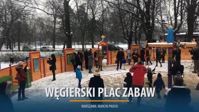 Plac Zabaw Władysława świętego Czyli Prezent Dla Dzieci Od