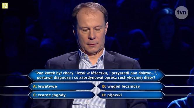 Pan Kotek Był Chory Przyszedł Pan Doktor I Co Zaordynował