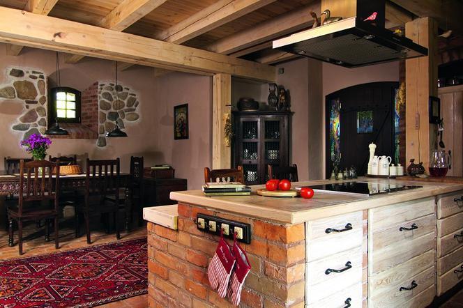 Kuchnia Rustykalna Meble I Dodatki Zobacz Galerię Zdjęć