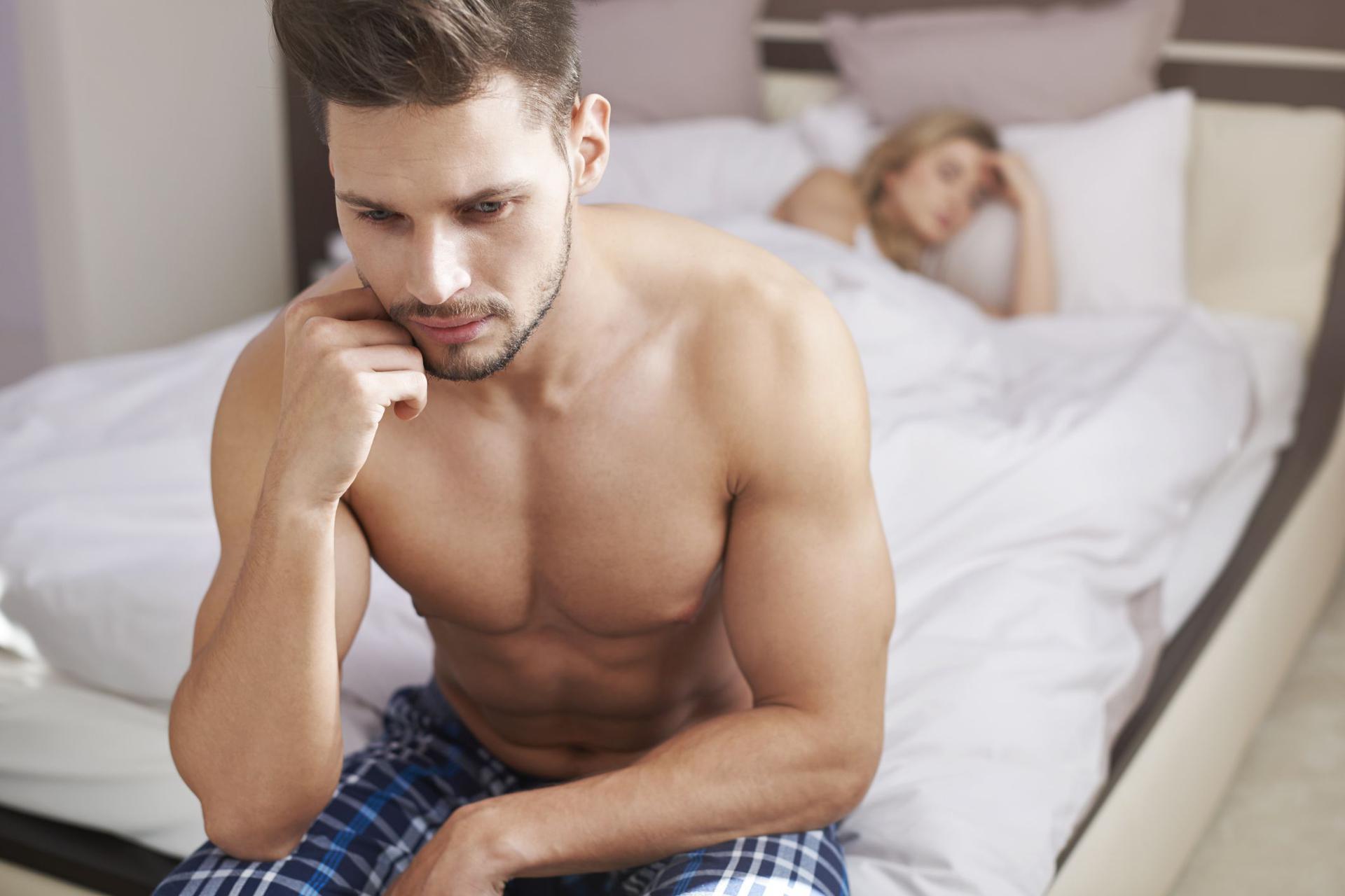 NADCIŚNIENIE może zaburzać erekcję
