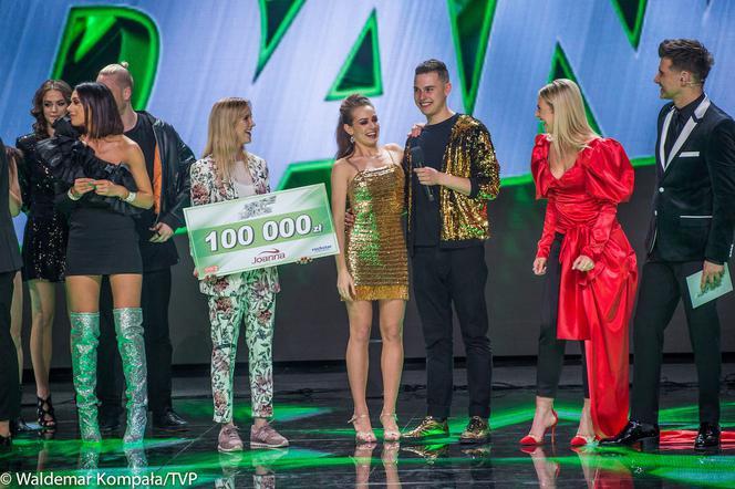 Wiktoria Gąsiewska i Adam Zdrójkowski wygrali Dance, Dance, Dacne - na co przeznac...