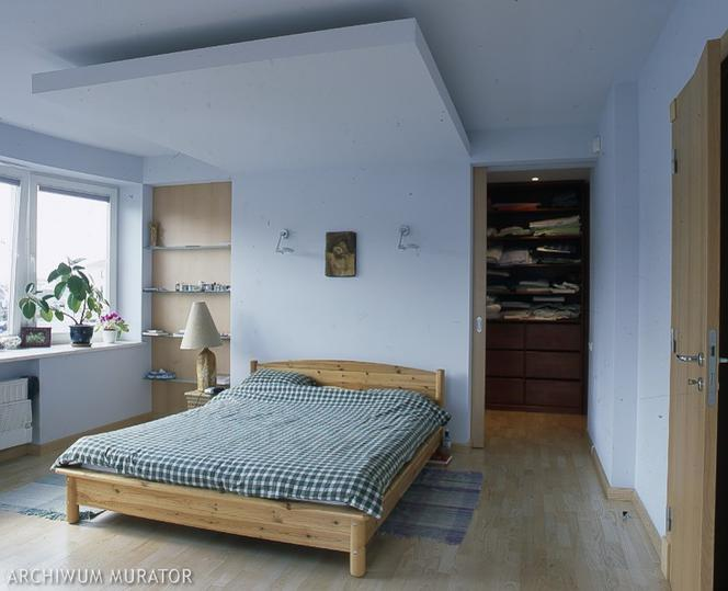 Niebieska Sypialnia Galeria Zdjęć Muratorpl