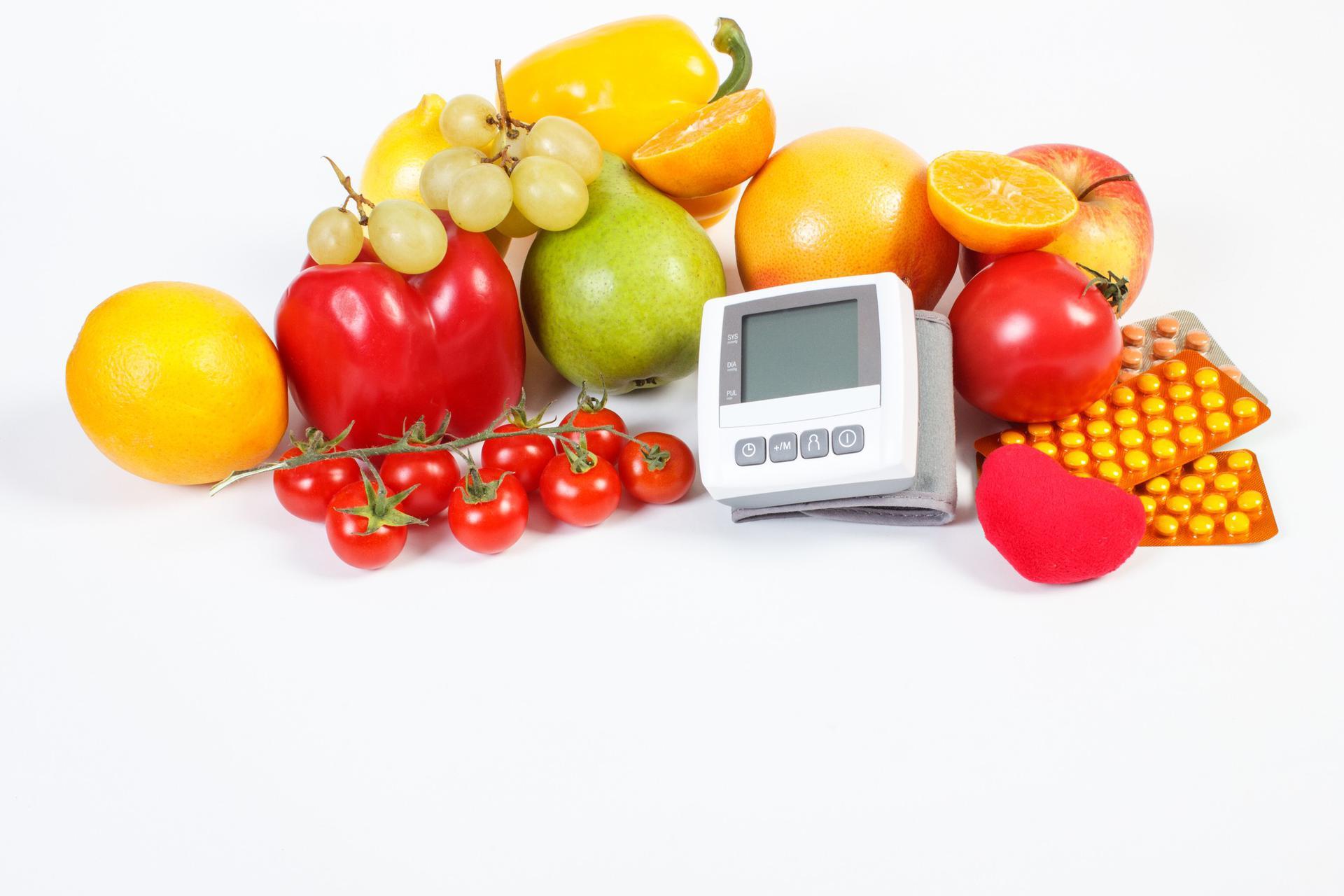Dieta Na Nadcisnienie Tygodniowy Jadlospis Poradnikzdrowie Pl